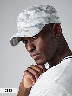 Camouflage-Caps