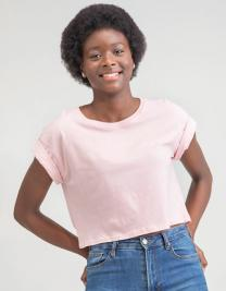 Women`s Crop Top T