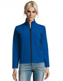 Women`s Softshell Zip Jacket Race