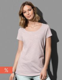 Sharon Oversized Slub Crew Neck for women